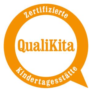 Die Pika Kinderkrippe ist stolz auf das QualiKita Zertifikat
